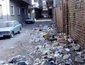 انتشار القمامة بكفر الشيخ