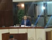 اللواء محمد يوسف رئيس مجلس إدارة الشركة القابضة للنقل البحرى والبرى