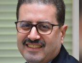 الكاتب الصحفى أشرف مفيد مدير تحرير جريدة الأهرام