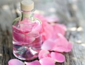 وصفات تعتمد على الثلج وماء الورد