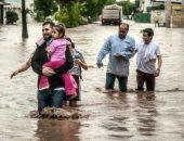 فيضانات فى المكسيك
