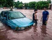 فيضانات المكسيك