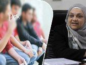الدكتورة منن عبد المقصود، أمين عام مستشفيات الصحة النفسية وعلاج الإدمان بوزارة الصحة