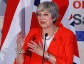 رئيسة وزراء بريطانيا تريزا ماى