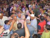 الإعلامى محمد فودة يعلن خلال مؤتمر جماهيرى ترشحه للانتخابات التكميلية للبرلمان
