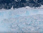 """انهيار قطعة عملاقة من جبل جليدى تقدر مساحتها بنصف """"مانهاتن"""""""