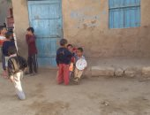 اطفال القرية