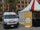 جامعة عين شمس تطلق غدا حملة للتبرع بالدم وفيروس سى