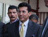 الدكتور أشرف صبحى، وزير الشباب والرياضة