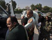 نقل المصابين فى هجوم الأهواز فى إيران