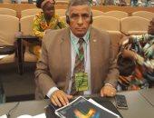 محمد وهب الله كيل لجنة القوى العاملة بالبرلمان ونائب رئيس منظمة الوحدة النقابية الأفريقية