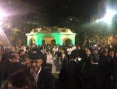 جانب من احتفالية السفارة السعودية بالقاهرة