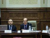 الدكتور أحمد حلمى مدير معهد التدريب البرلمانى بمجلس النواب