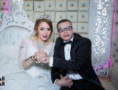 زفاف محمود عبد المنعم و شروق راشد