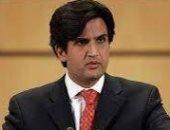 وزير التخطيط الباكستانى مخدوم خسرو
