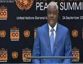 موسى فكى محمد رئيس مفوضية الاتحاد الأفريقى