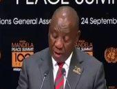 رئيس جنوب افريقيا