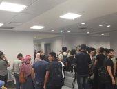تجمهر طلاب جامعة زويل لإلغاء المنح الدراسية