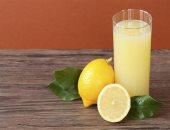 فوائد عصير الليمون - أرشيفية