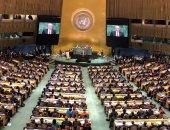 الرئيس الأمريكى بالأمم المتحدة