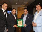 السفير المصرى بالجزائر
