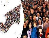 ارتفاع سكان مصر بالداخل إلى 98 مليون نسمة