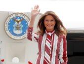 ميلانيا ترامب السيدة الأولى الأمريكية