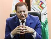 الدكتور أحمد طة مدير مستشفى القصر الفرنساوى