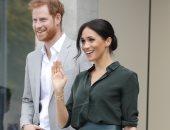ميجان ماركل وزوجها الأمير هارى