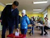 انتخابات فى لاتفيا - أرشيفية