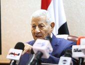 مكرم محمد أحمد نقيب الصحفيين الأسبق ورئيس المجلس الاعلي لتنظيم الإعلام