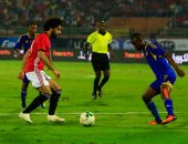 مباراة مصر و وسوازيلاند باستاد السلام