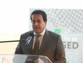 د. خالد عبد الغفار وزير التعليم العالى