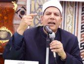 الدكتور نوح عبد الحليم العيسوي مدير عام بحوث الدعوة بوزارة الأوقاف