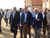 جانب من جولة الدكتور مصطفى مدبولى رئيس الوزراء بالدقهلية
