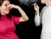 اضرار التدخين السلبى-ارشيفية