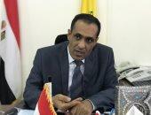 الدكتور محمود طلحه وكيل وزارة الصحة فى شمال سيناء