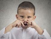 رائحة فم الطفل- صورة ارشيفية