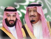 الملك سلمان وولى عهده الأمير محمد بن سلمان
