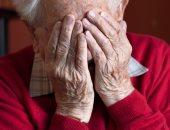 اكتئاب كبار السن - صورة أرشيفية