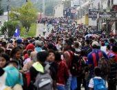 آلاف المهاجرين يفرون من هندوراس إلى أمريكا