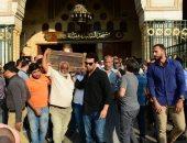 جنازة أحمد عبد الوارث