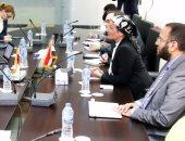 وزيرة البيئة تلتقى نظيرها البولندى وتبحث مستجدات اللائحة التنفيذية لاتفاق باريس للمناخ