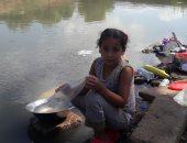 الطفلة شهد من بورسعيد