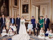 حفل زفاف الأميرة يوجينى حفيدة الملكة اليزابيث