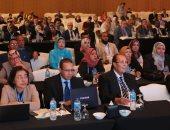 جانب من مؤتمر اسبوع القاهرة للمياه