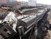 حادث قطار - أرشيفية