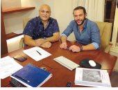 محمد إمام وأحمد البدوى