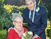 الزوجان الآن وقبل 60 عامًا