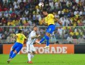 مباراة البرازيل ضد الارجنتين